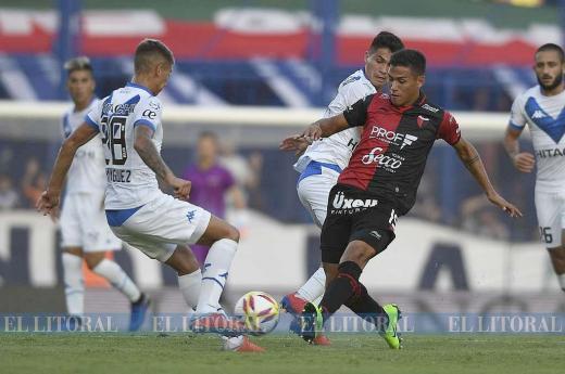 Colón empató con Vélez en Liniers