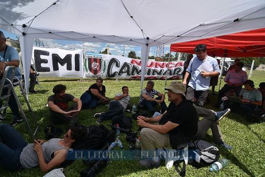 Sepelio de Emiliano Sala en Progreso