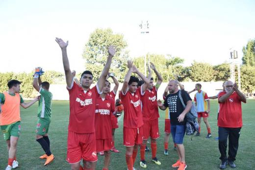 Independiente de Santo Tomé semifinalista de la Copa Federación