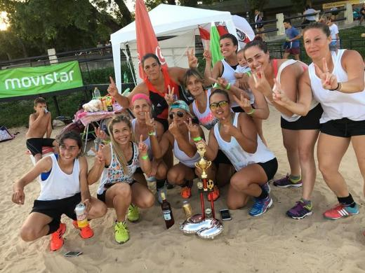 Torneo de Beach Hockey