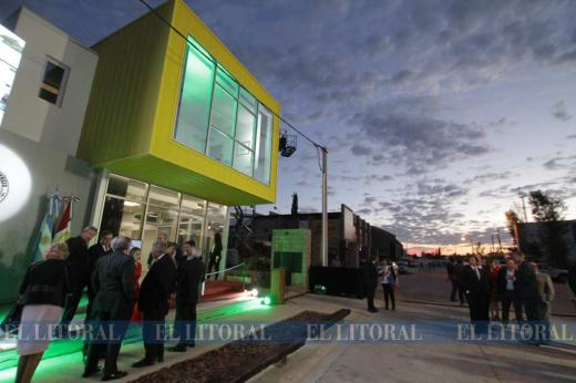 La Bolsa de Comercio inauguró su nuevo laboratorio