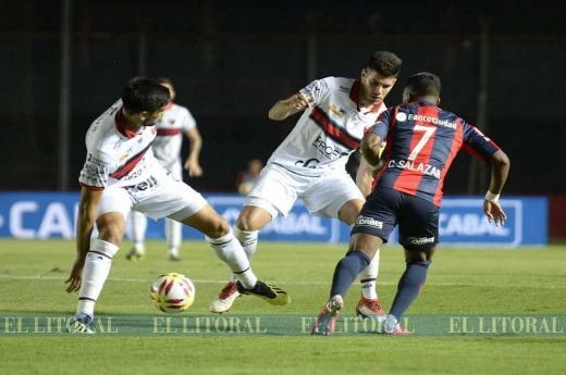 Colón - San Lorenzo
