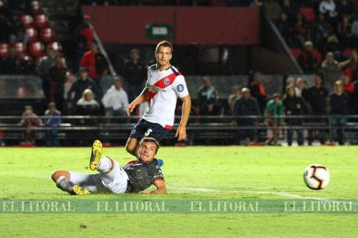 Colón - Deportivo Municipal: las acciones