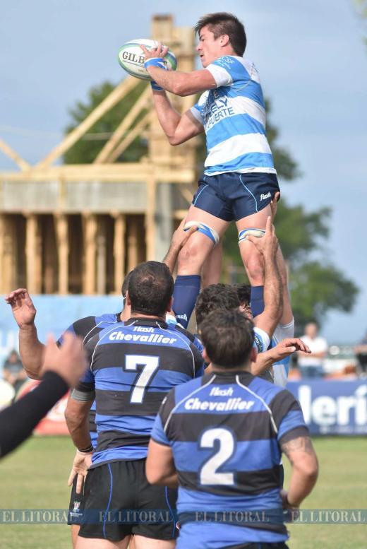 Rugby: CRAI - UNI Rosario