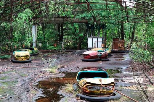 Chernobyl desde la lente de un santafesino