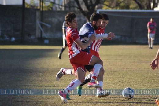 Liga de futbol: GyE - Unión