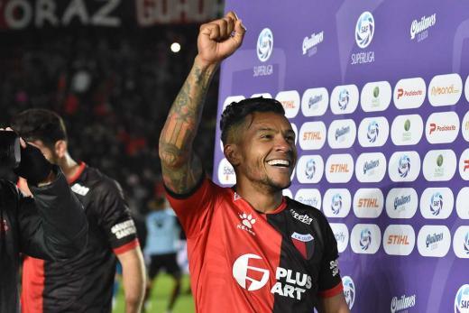 Superliga. Colón derroto 2 a 1 a GyE de La Plata
