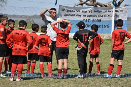 Torneo infantil de fútbol
