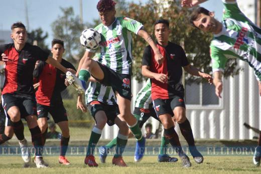 Liga de fútbol: Colón - Don Salvador