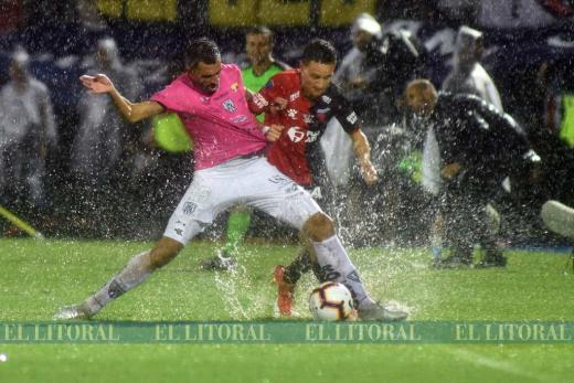 Las jugadas curiosas de la Final de la Copa Sudamericana