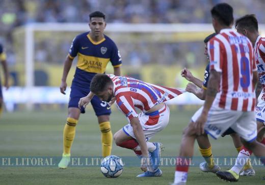 Boca Juniors vs. Unión de Santa Fe