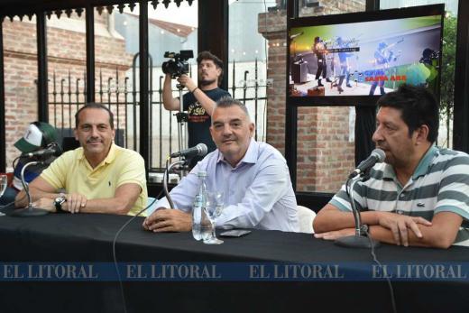 Presentación Fiesta del Deporte 2019