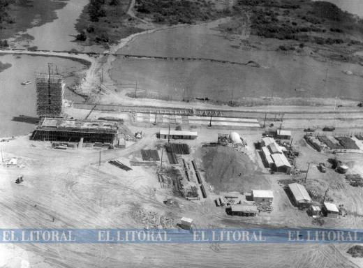 La construcción del Túnel Subfluvial en fotos