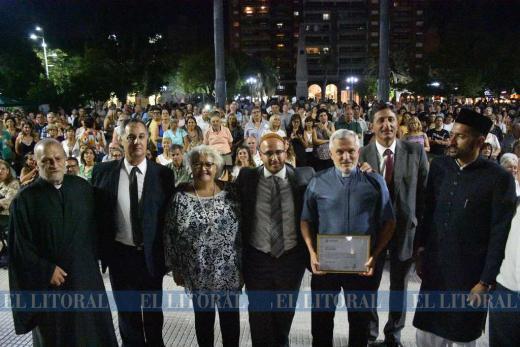 1° Encuentro Interreligioso de Oración por la Paz