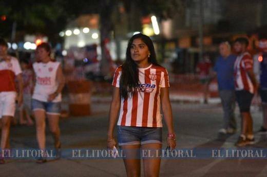 Unión vs. Argentinos