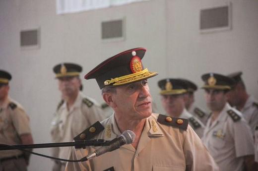 El gobierno designó a la nueva cúpula de las Fuerzas Armadas