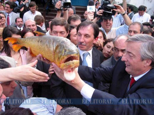 30 fotos que tenes que ver de Néstor Kirchner