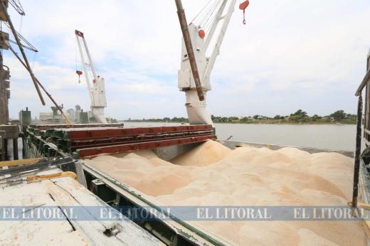 50 mil toneladas en menos de un año en el puerto local