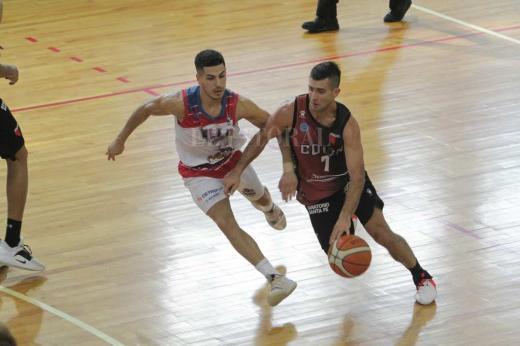 En Paraná, en básquet Colón gana y pierde