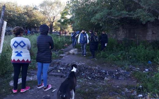 Crimen en barrio SanAgustin