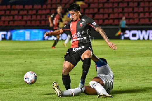 Mirá las fotos de Colón y Godoy Cruz