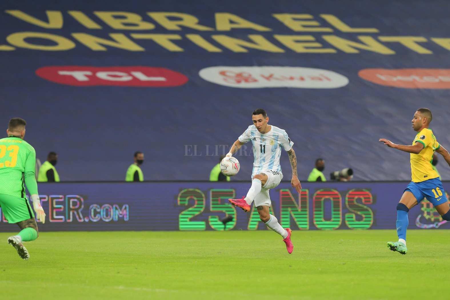 En fotos: Argentina campeón de la Copa América 2021 : : El Litoral - Noticias - Santa Fe - Argentina - ellitoral.com : :