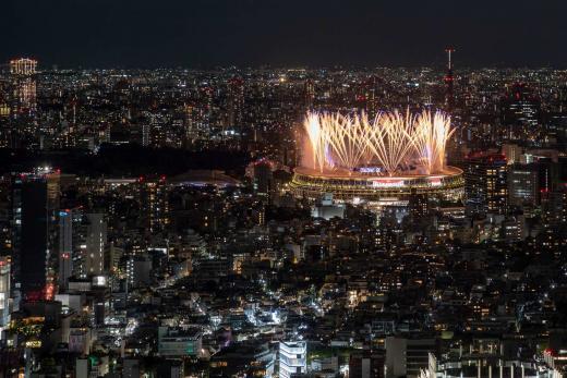 Juegos Olímpicos: la ceremonia inaugural I