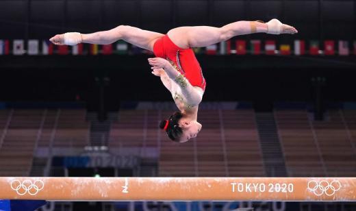 Juegos Olímpicos: fotos que fascinan