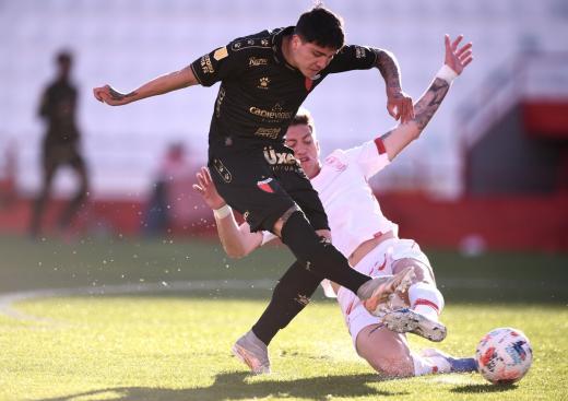 Colón empató 1a 1 con Huracán