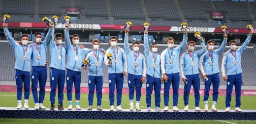 Juegos Olímpicos: fotos argentinas