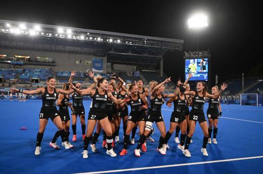 JJ.OO.: El hockey femenino llegó a la final