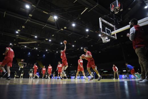 Ascenso a la A en básquet: Unión perdió tercer partido