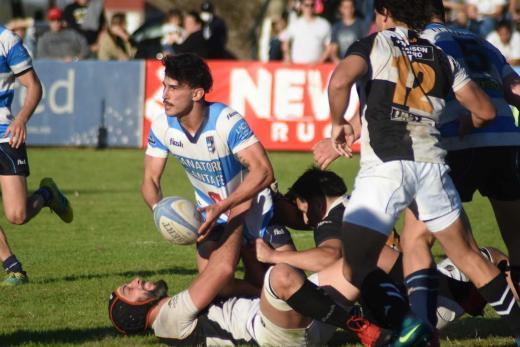 Rugby Dos Orillas: CAE superó a CRAI y salió campeón