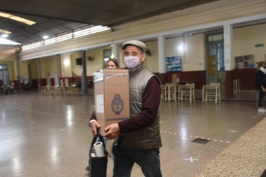 Elecciones Paso: Las primeras fotos de los centros de votación