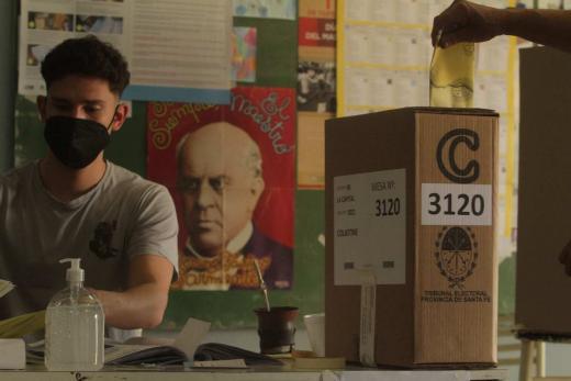 Elecciones Paso: Colastiné Sur tuvo un centro de votación por primera vez