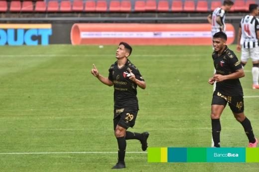 Colón 1 - Central Córdoba 0