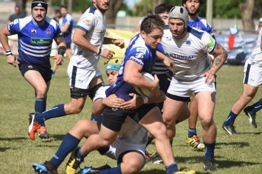 Rugby del Litoral: Las imágenes de La Salle vs. Caranchos