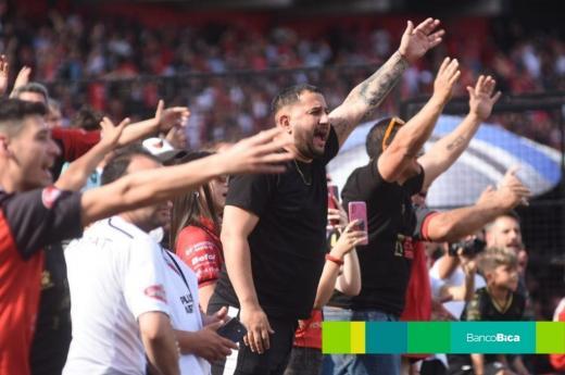 Galería Bica: Colón vs. Talleres