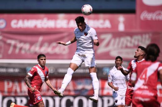 Las fotos de Argentino vs. Colón