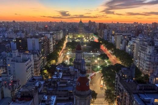 Turismo en la ciudad de Buenos Aires