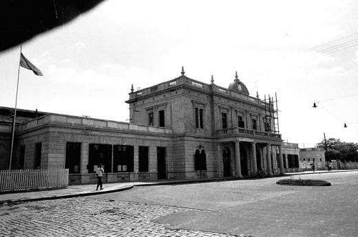 Estación Mitre: huellas del apogeo del ferrocarril en la ciudad