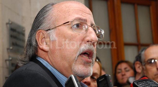 Vorobiof en los Tribunales, el viernes pasado, cuando prestó declaración indagatoria. Crédito: Flavio Raina (Archivo)