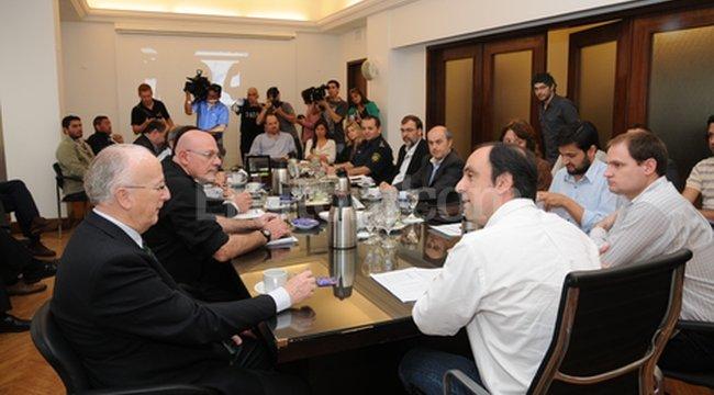La decisión se elaboró luego de en la reunión del Consejo de Seguridad del lunes pasado. Crédito: Flavio Raina