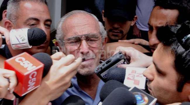 Por los cuatro crímenes, Barreda fue condenado a prisión perpetua, pero desde 2008 goza del beneficio del arresto domiciliario. Crédito: Archivo El Litoral.