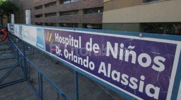 Una nena de 5 a�os fue baleada en una axila - Los ni�os fueron derivados al Hospital de Ni�os -