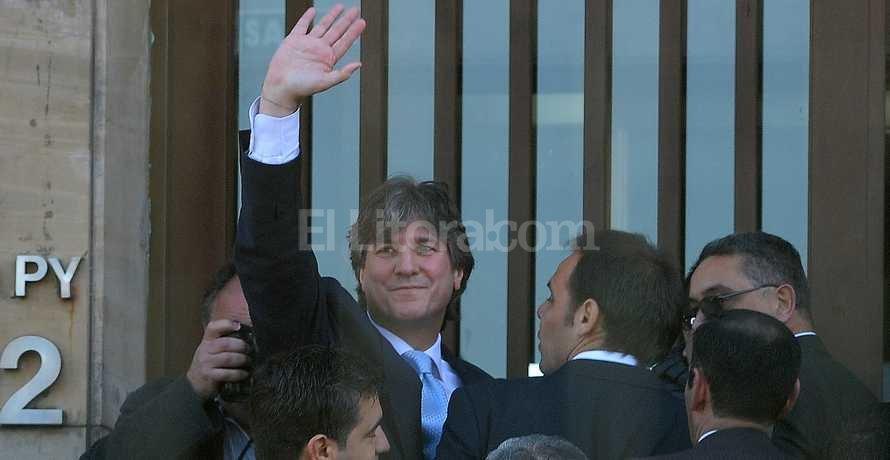 Nuevo capítulo judicial para Amado Boudou, esta vez por la restructuración de la deuda de Formosa <strong>Foto:</strong> Télam