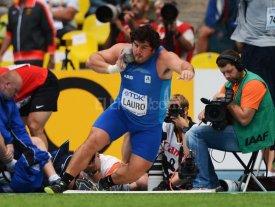 Lauro se clasificó para los juegos olímpicos 2016