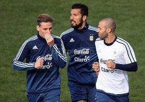 Sorpresa en Argentina: no juega Garay