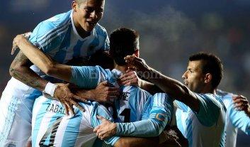 Argentina y un baile inolvidable
