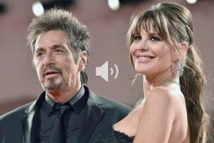 """Al Pacino: """"Me emociona verlos jugar"""""""